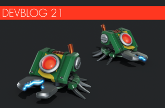 В Scrap Mechanic появятся новые боты, квесты, часы, капсулы с ботами и многое другое
