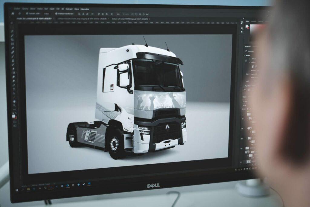 Euro Truck Simulator 2 новый тягач Renault T & T High: Evolution