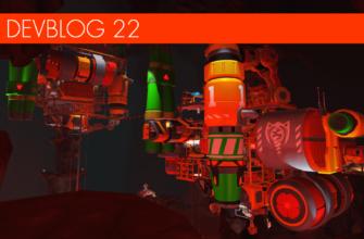 Scrap Mechanic devblog 22 уже здесь!